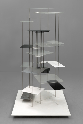 John Ernest, Tower (Vertical Construction) 1955